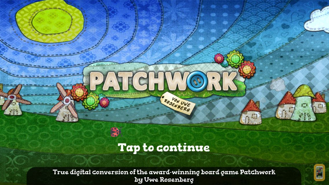 Screenshot - Patchwork The Game