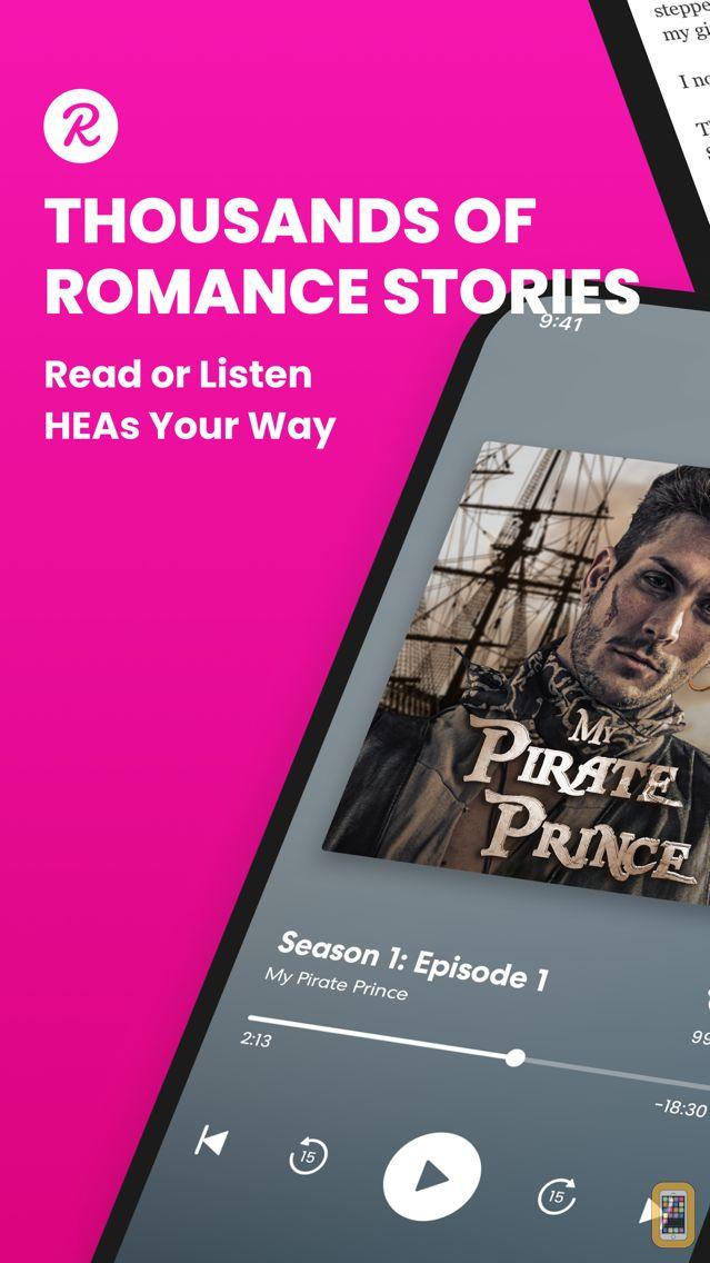 Screenshot - Radish Fiction & Chat Stories