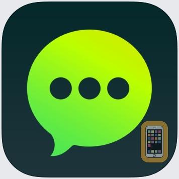ChatMate for WhatsApp by Bastian Roessler (iPad)