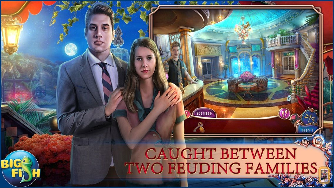 Screenshot - Off the Record: Liberty Stone - A Mystery Hidden Object Game (Full)