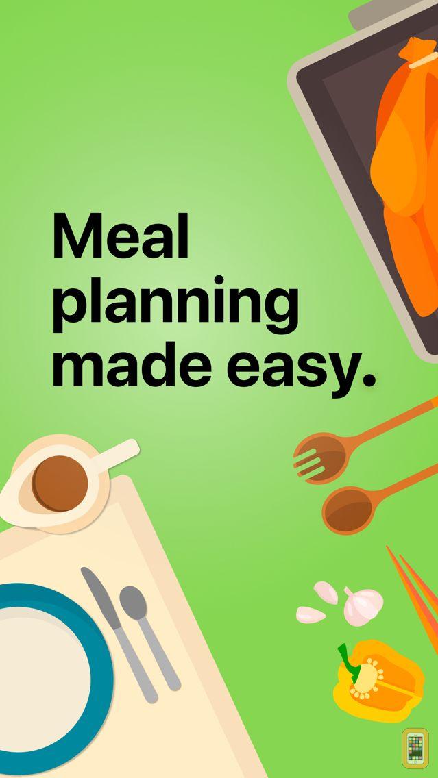 Screenshot - Mealime Meal Plans & Recipes
