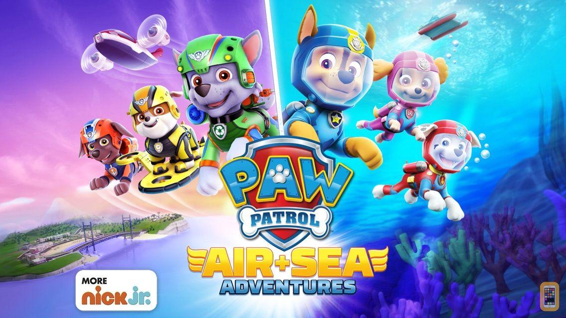 Screenshot - PAW Patrol: Air & Sea