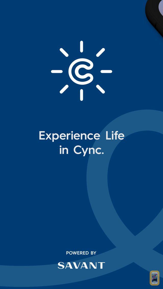 Screenshot - Cync (the new name of C by GE)