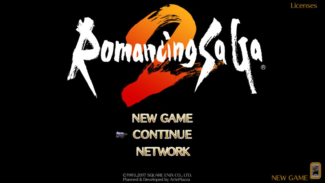 Screenshot - ROMANCING SAGA 2
