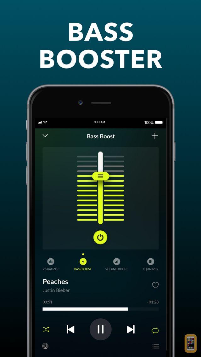 Screenshot - Equalizer Fx: Bass Booster App