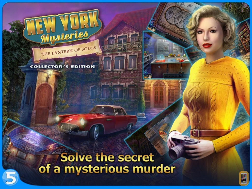 Screenshot - New York Mysteries 3 HD (Full)
