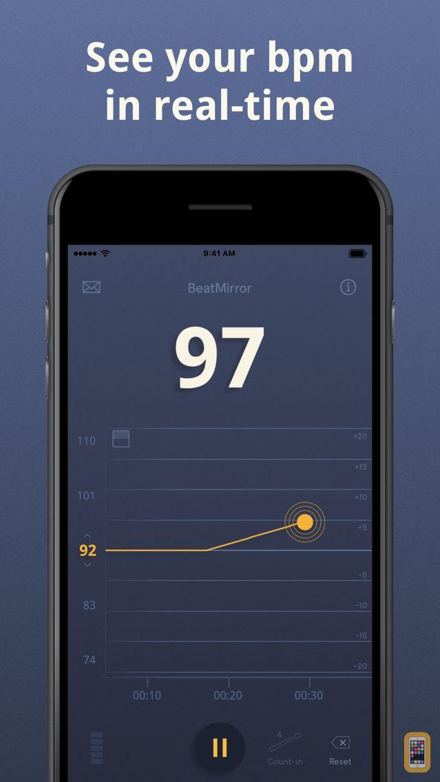 Screenshot - Beat Mirror: Detect BPM