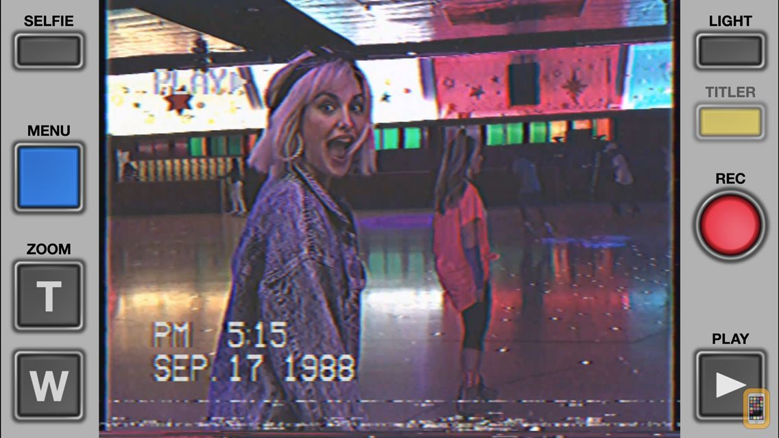 Screenshot - VHS Cam - Retro 80s Camcorder