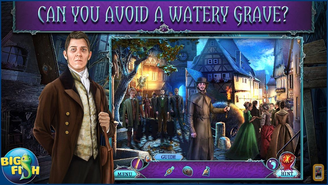 Screenshot - Myths of the World: The Whispering Marsh - A Mystery Hidden Object Game (Full)