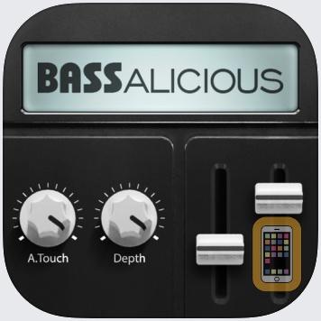 BASSalicious by MIDIculous LLC (iPad)
