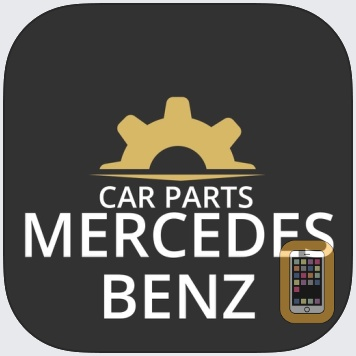 Mercedes-Benz Parts - ETK Car Parts for Mercedes by Ruslan Balkarov (Universal)