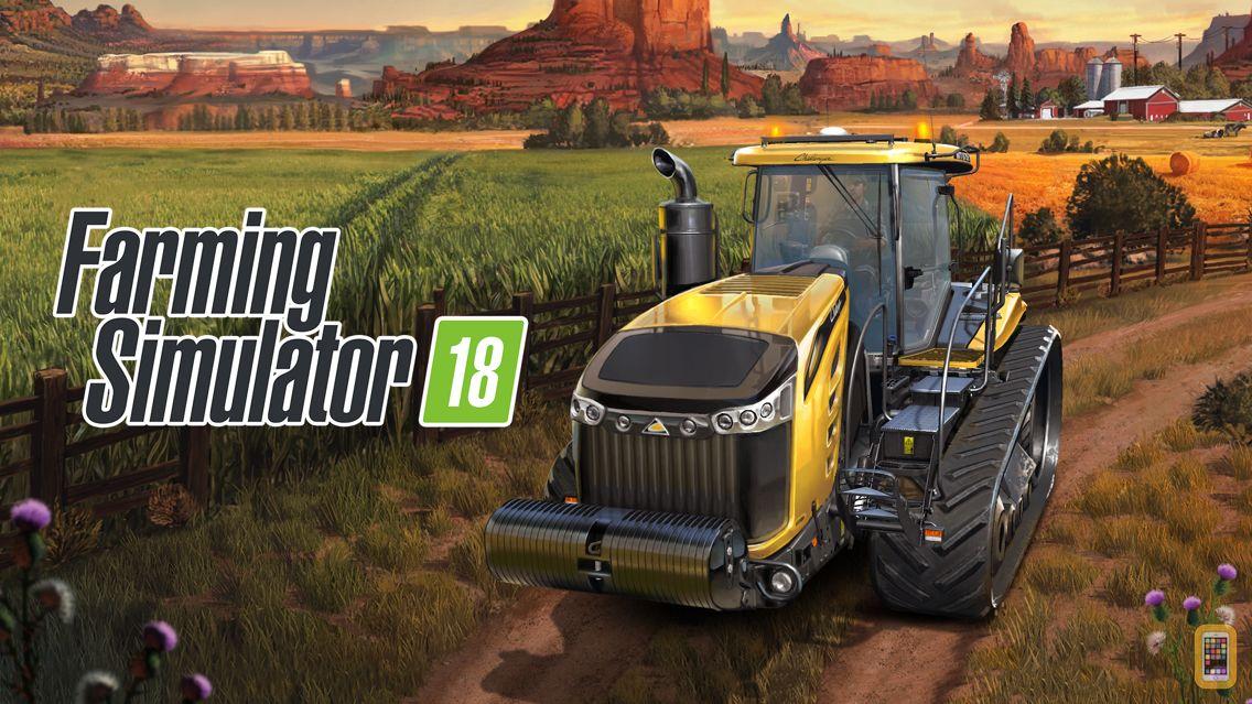 Screenshot - Farming Simulator 18