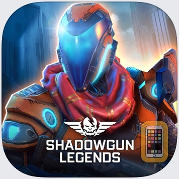 Shadowgun Legends by MADFINGER Games, a.s. (Universal)