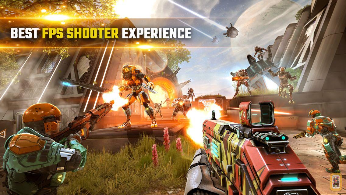 Screenshot - Shadowgun Legends