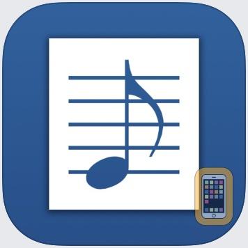 Notation Pad-Sheet Music Score by Song Zhang (Universal)