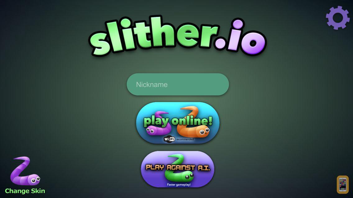 Screenshot - slither.io