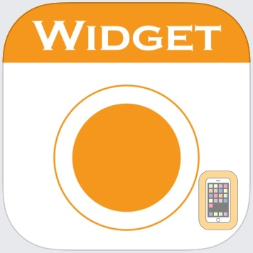 Reminders Widget by Crater Tech LLC (Universal)