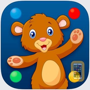 Smart Logic Games:Toddler Kids & Baby Learning App by Gennadii Zakharov (Universal)