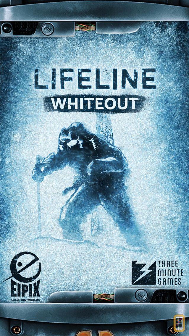 Screenshot - Lifeline: Whiteout