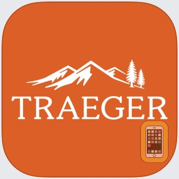 Traeger by Traeger Pellet Grills (iPhone)