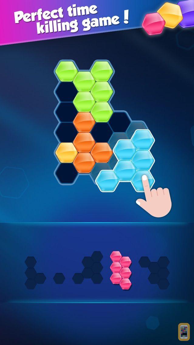 Screenshot - Block! Hexa Puzzle™