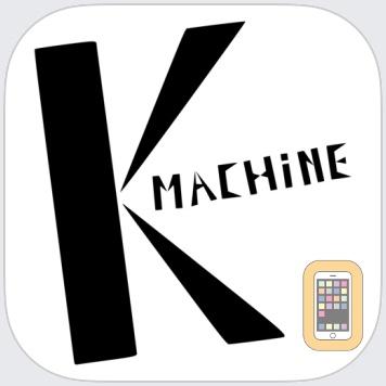K Machine audio visual engine by Dominique Baillot (Universal)