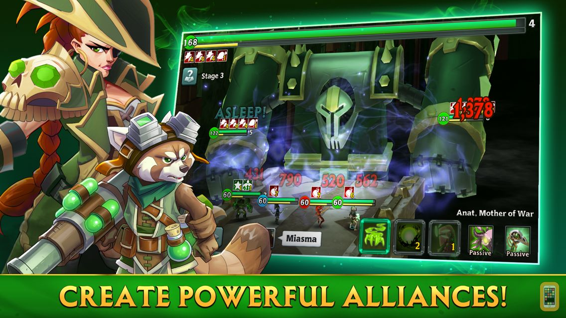 Screenshot - Alliance: Heroes of the Spire