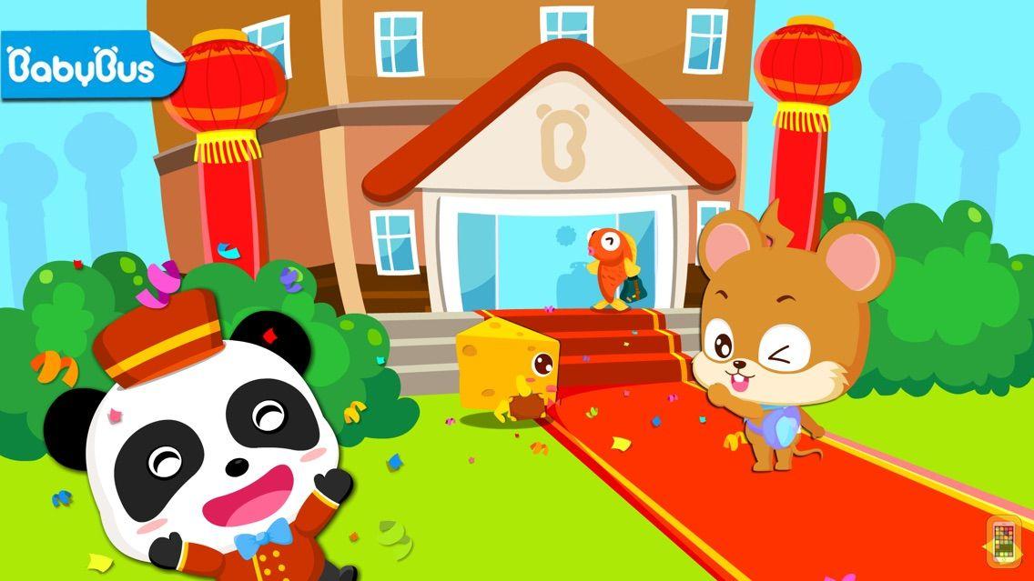 Screenshot - Panda Hotel - Educational Games - Puzzle
