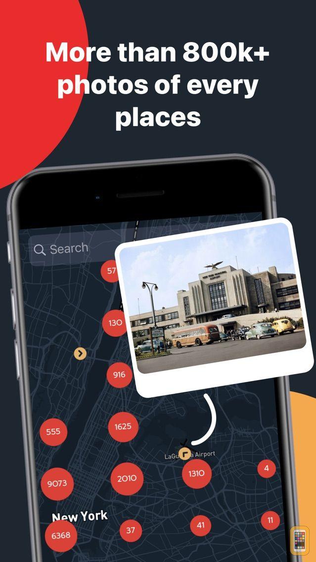 Screenshot - Time Portal: Historical Photos