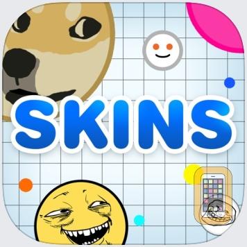 Skins for Agar.io ! by jiasheng yuan (Universal)