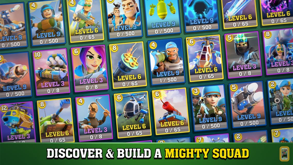 Screenshot - Mighty Battles