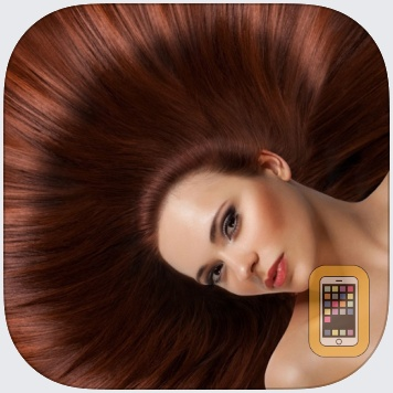 Hair Color Changer . by 国媚 张 (Universal)