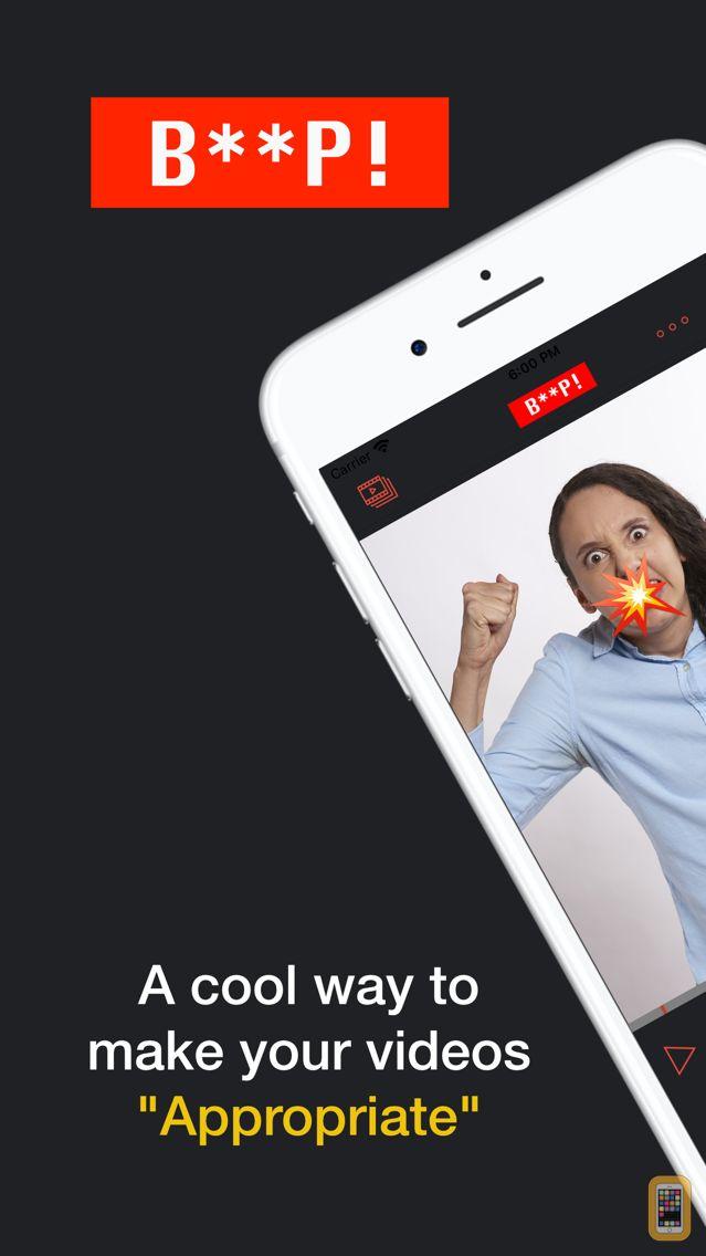 Screenshot - Beep - Censor videos easily