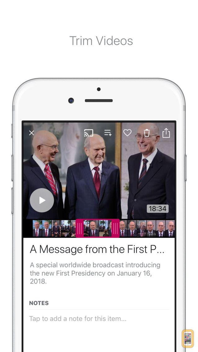 Screenshot - Gospel Media
