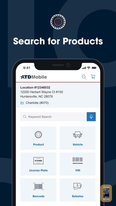 Screenshot - ATDMobile