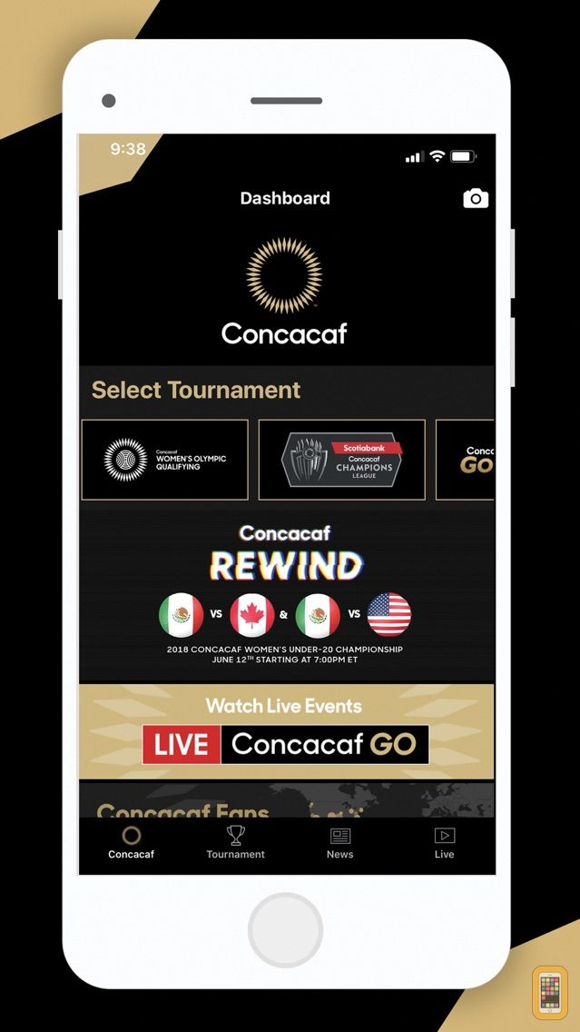 Screenshot - CONCACAF Gold Cup