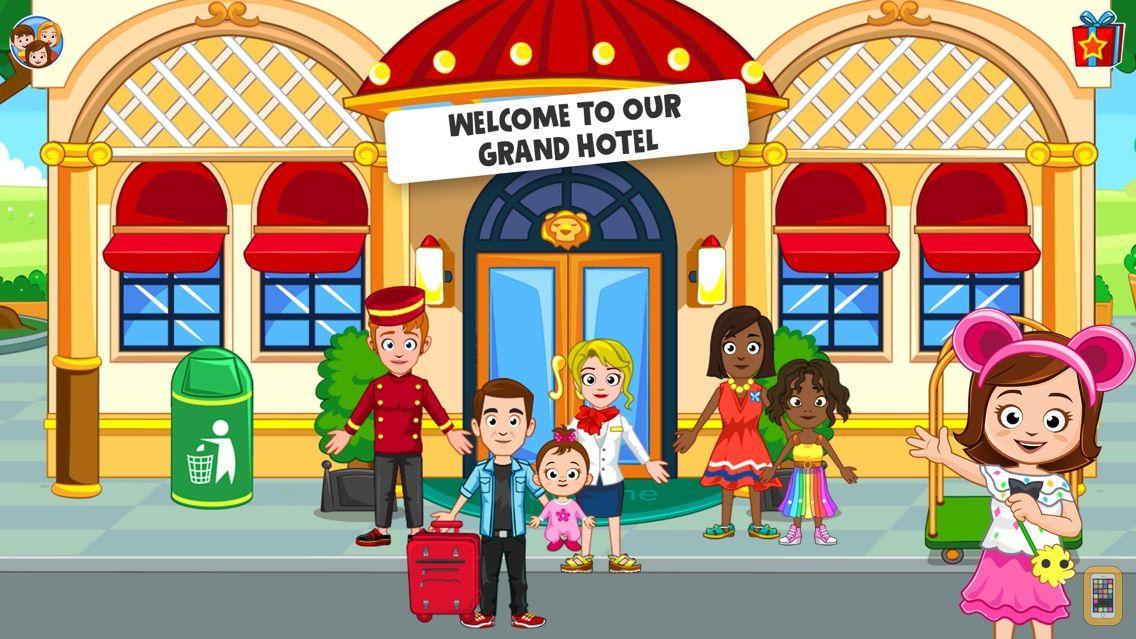 Screenshot - My Town : Hotel