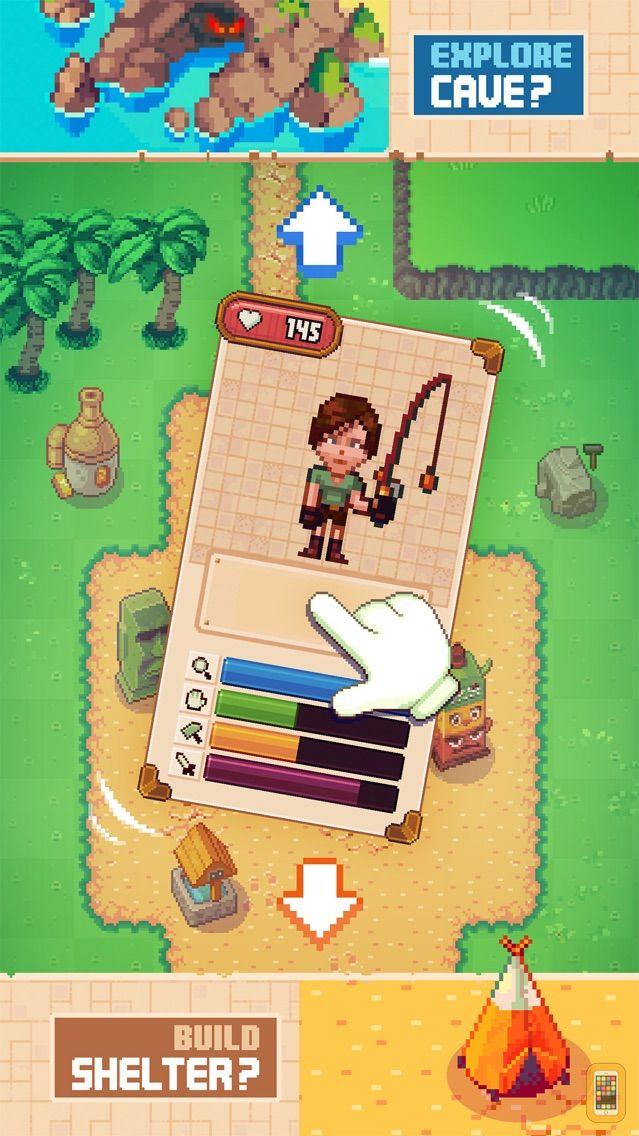Screenshot - Tinker Island: Survival Adventure