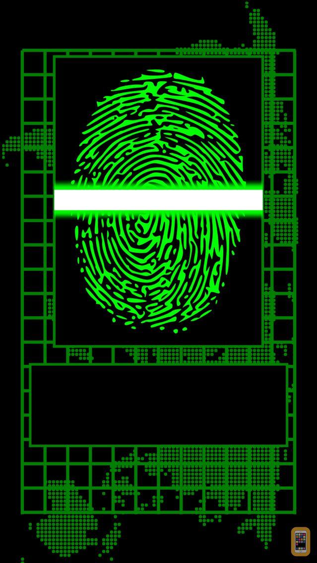 Screenshot - Lie Detector Fingerprint Scanner - Lying or Truth Touch Test HD +