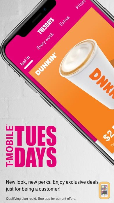 Screenshot - T-Mobile Tuesdays