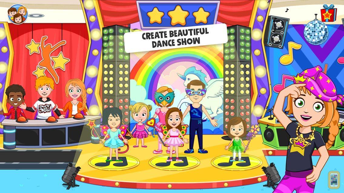 Screenshot - My Town : Dance School