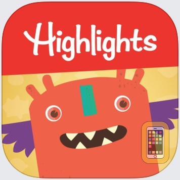 Highlights Monster Day by Highlights for Children, Inc. (Universal)