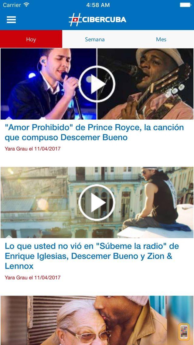 Screenshot - CiberCuba - Noticias de Cuba
