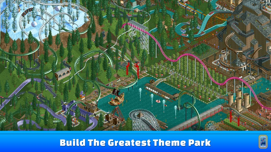 Screenshot - RollerCoaster Tycoon® Classic