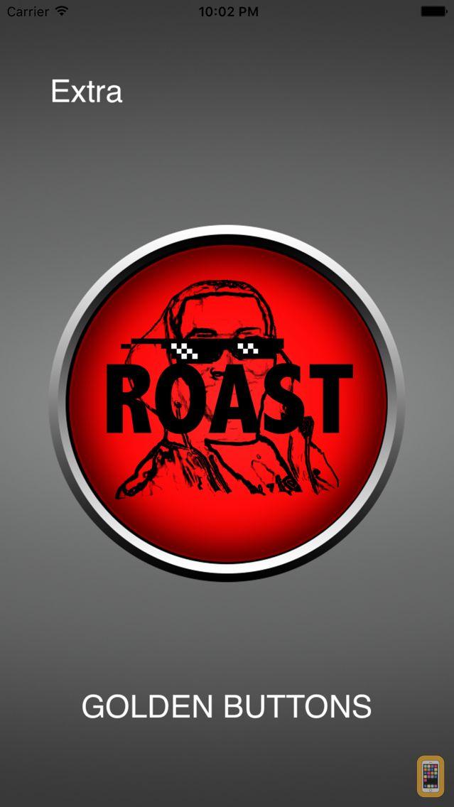 Screenshot - Roast Sounds - Soundboard