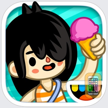 Toca Life: Vacation by Toca Boca AB (Universal)
