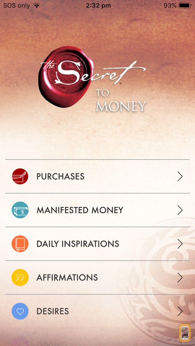 Screenshot - The Secret To Money