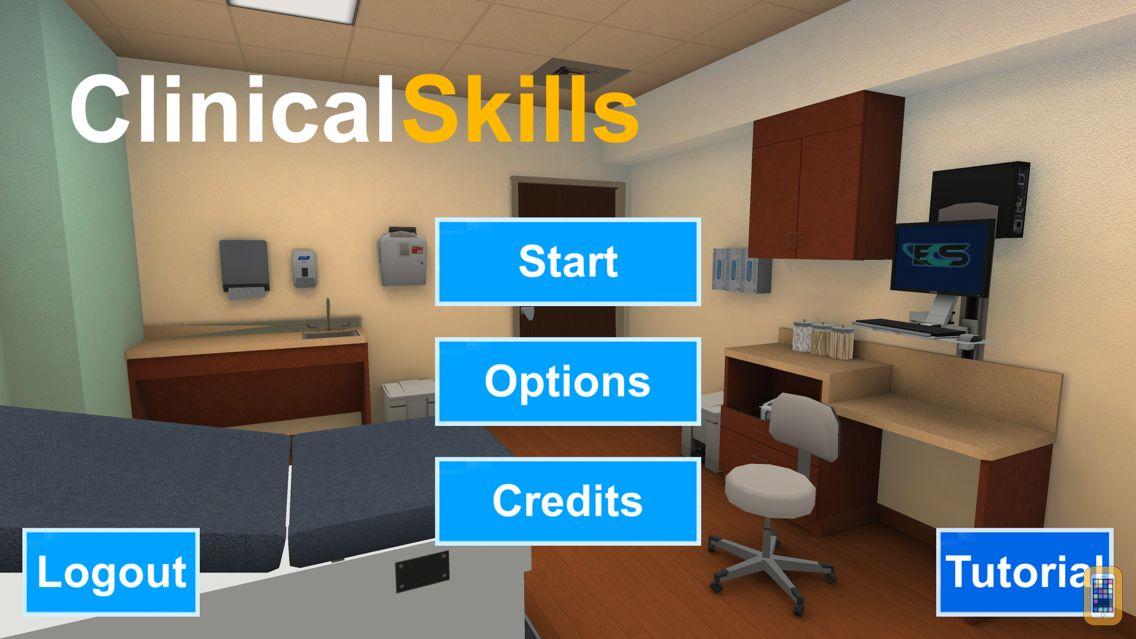 Screenshot - Clinical Skills Trainer (Free)