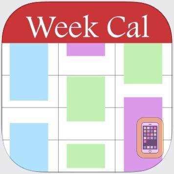 Week Calendar Pro by Crater Tech LLC (Universal)