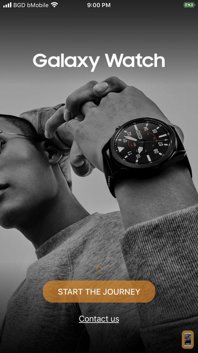 Screenshot - Samsung Galaxy Watch (Gear S)